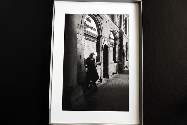 Vente photos photographe de rue noir et blanc galerie d'art