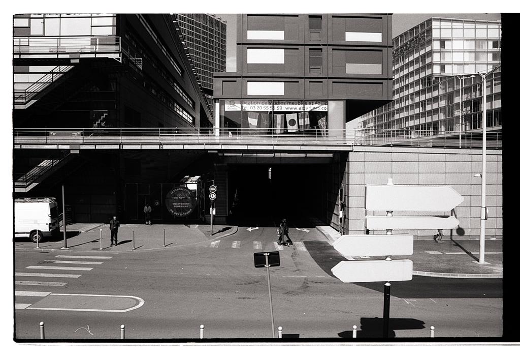 Kodak TMAX 100 Lille