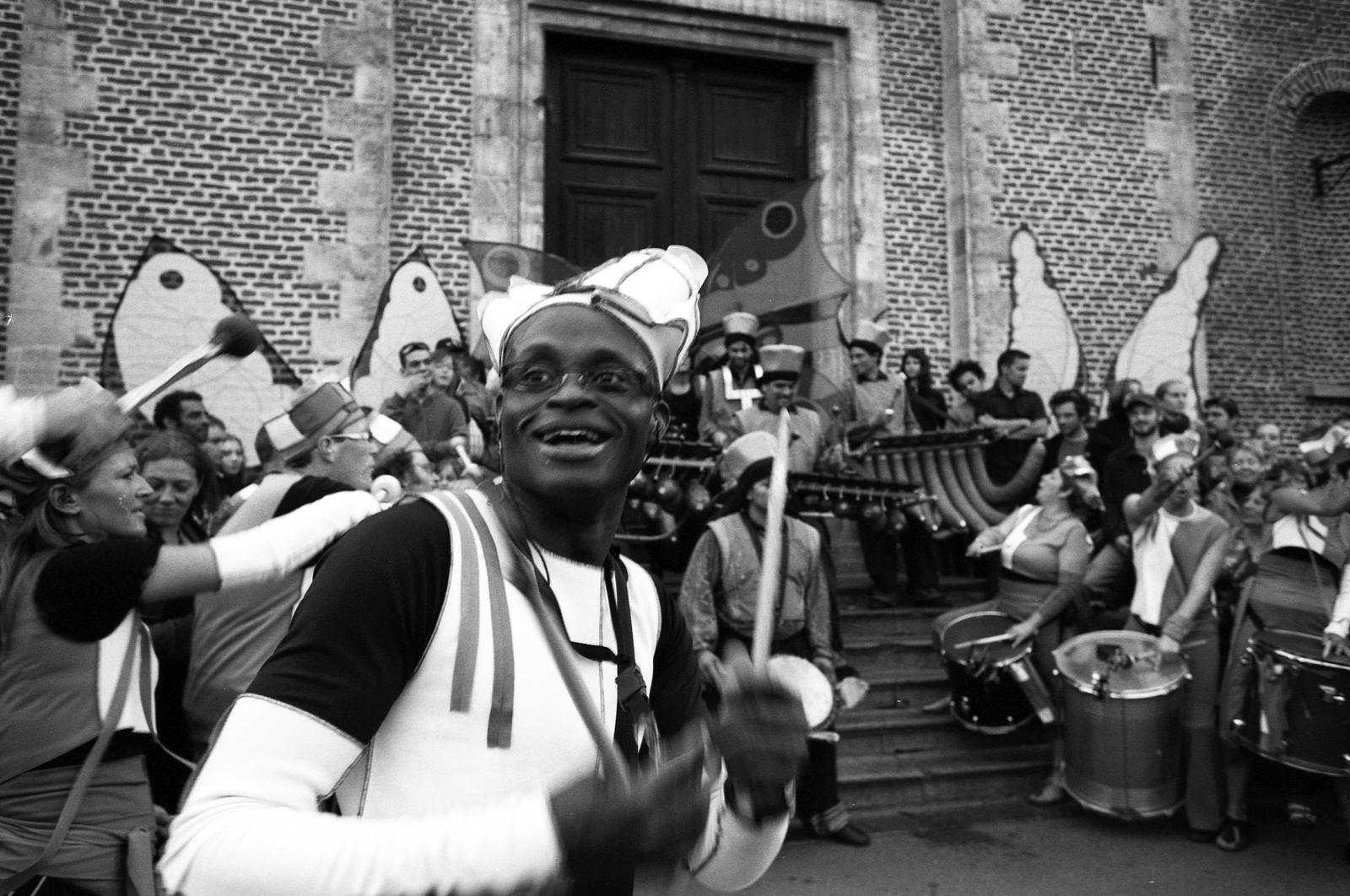Photographe du Nord P de Calais en noir et blanc argentique