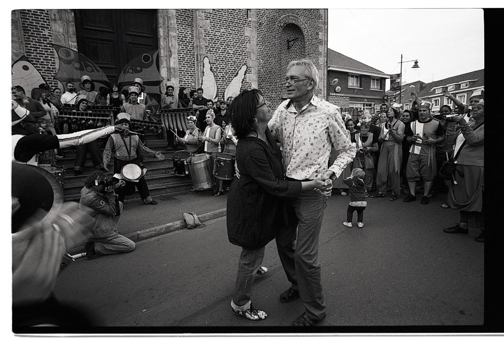 Fêtes de rues dans le Nord - Reportage photo en argentique - Pellicule Rollei Retro 100