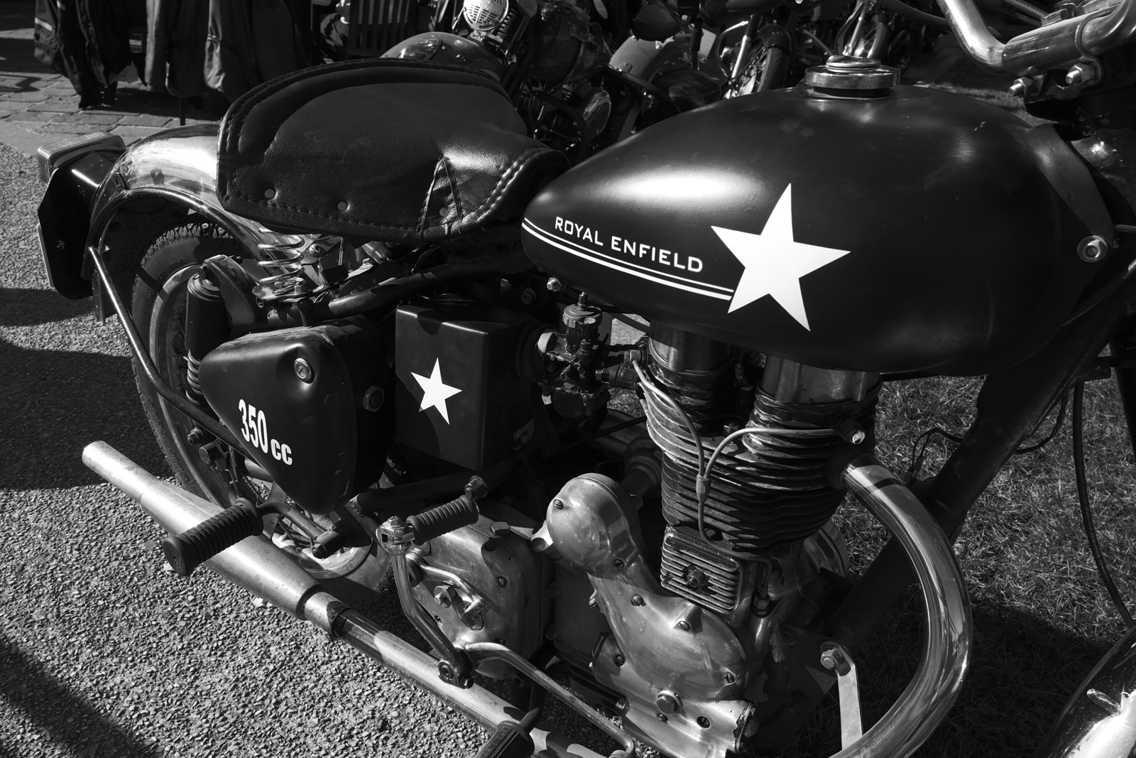 Royal Enfield BW