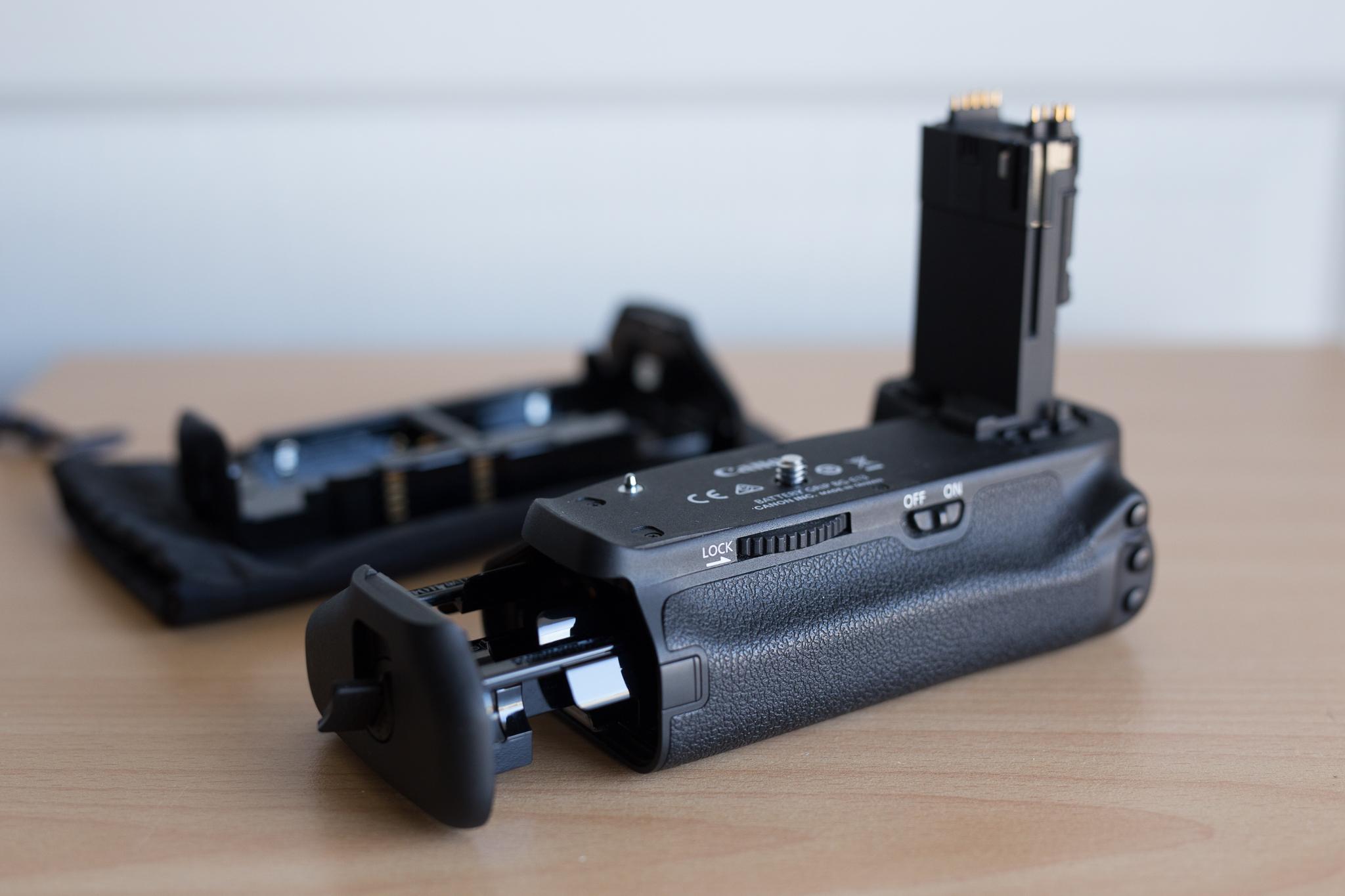 Grip Canon BG-E13 à vendre pour EOS 6D
