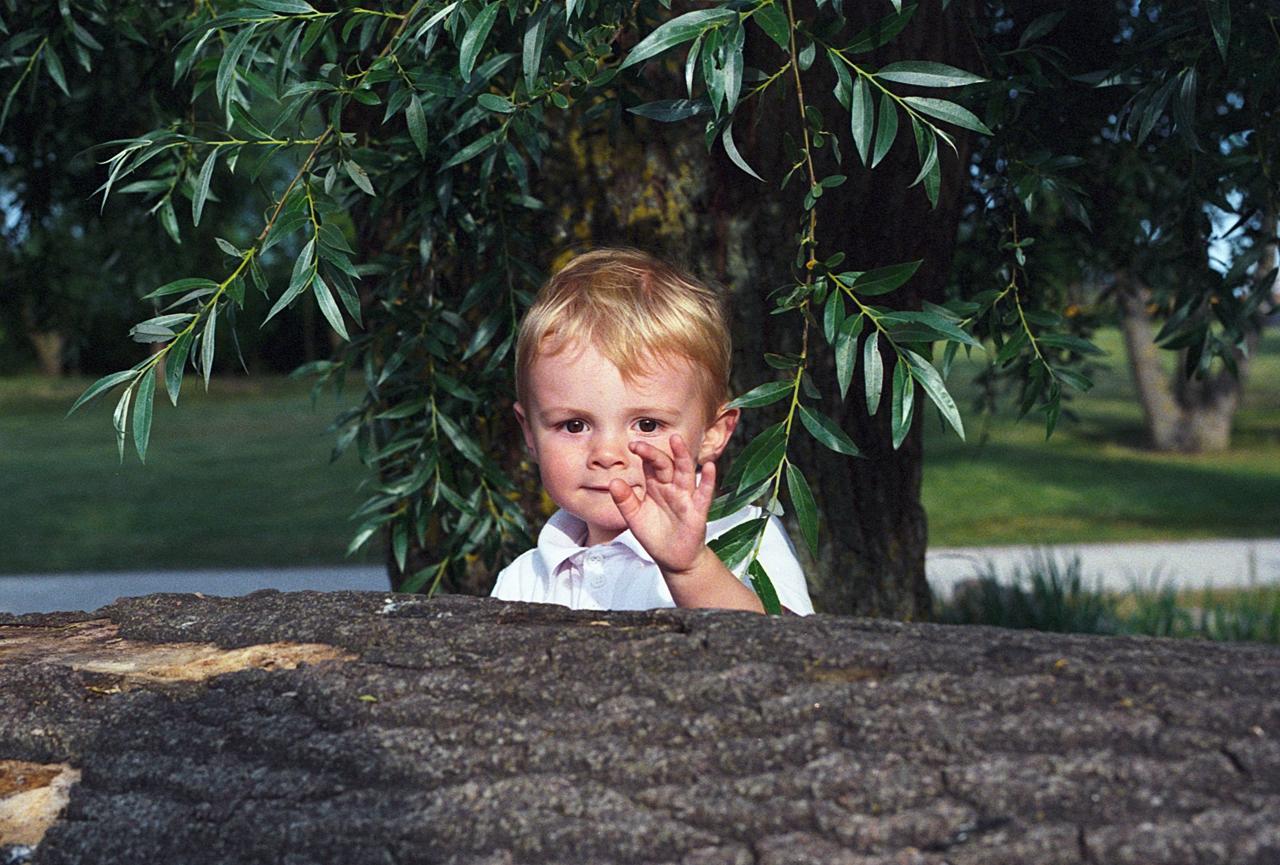 kodak ultramax portrait enfant