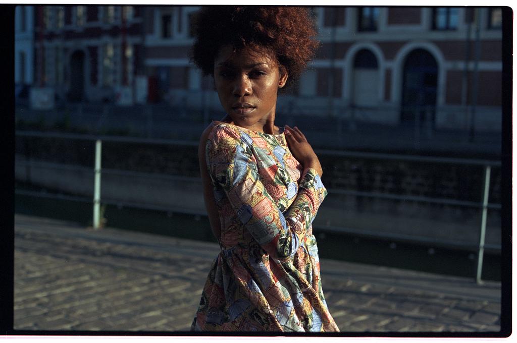 Balance des blancs d'une Kodak Portra rendu des couleurs et traitement en post-production