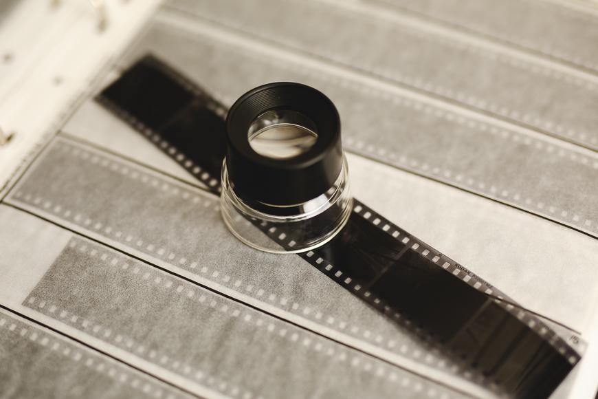 Service de numérisation pellicules NB - Archivage et publication web scans films noir et blanc