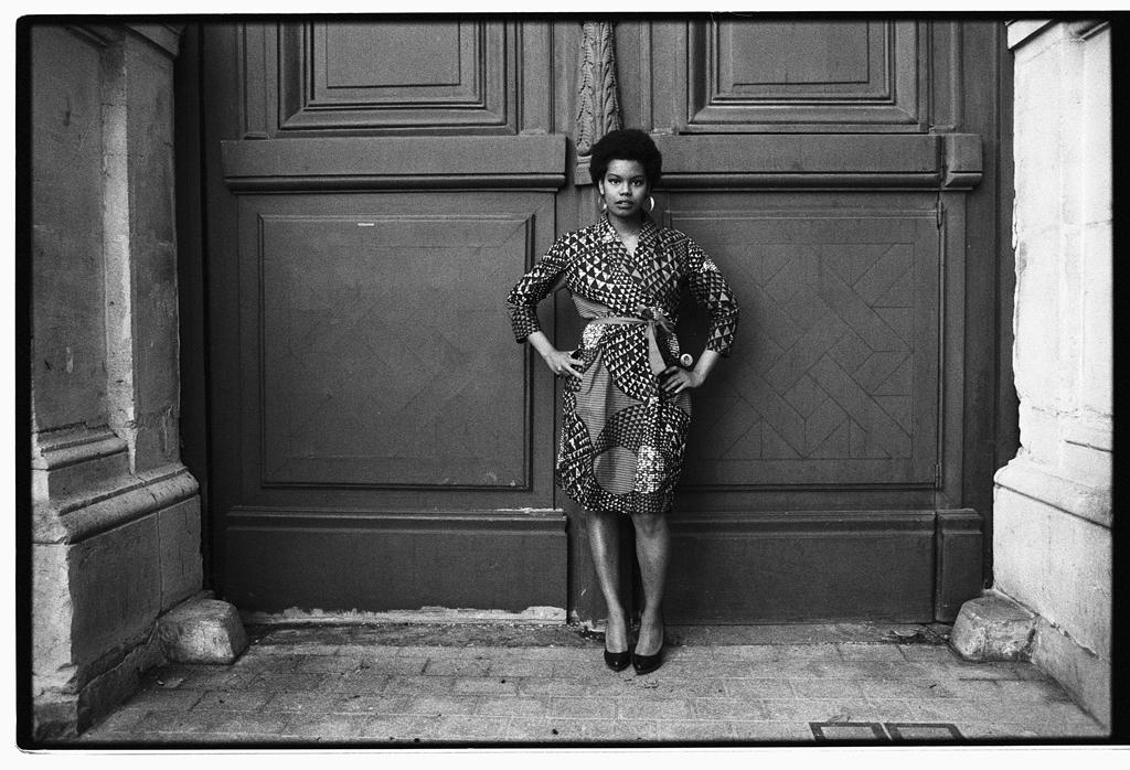 Lookbook tendances black femme noire photographe Nord argentique