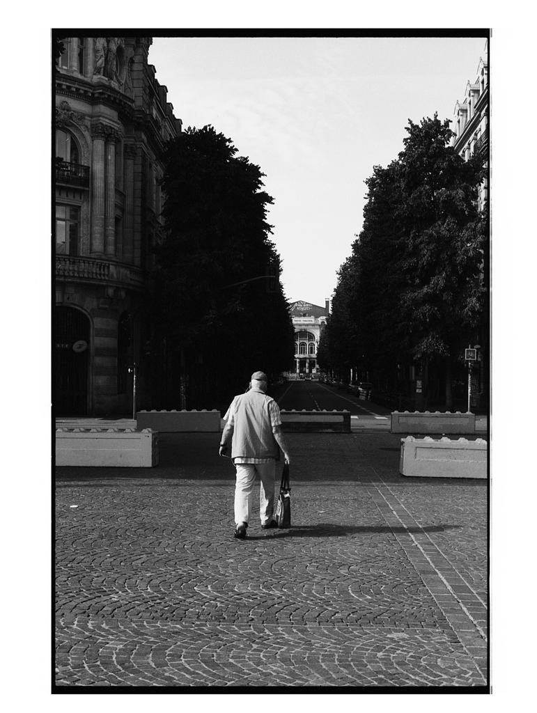 Photographe argentique Lille Pellicule Fomapan 100 ISO